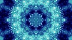 Stock Illustration of Glassy Abstract Kaleida Style Background Illustration