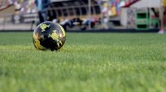 Goal Kick Stock Footage