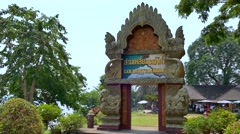 Thailand, Golden Triangle Stock Footage