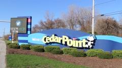 Cedar Point Ohio (1 of 2) Arkistovideo