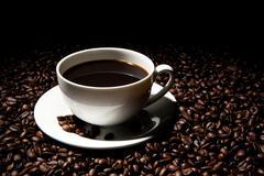 Coffee sill life Stock Photos