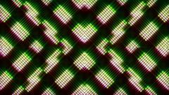 VJ Loops - Neon Lights #03 - stock footage