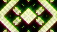 VJ Loops - Neon Lights #22 - stock footage