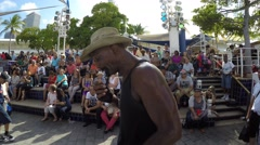 A Traditional Cuban Celebration Stock Footage