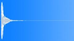 1911 Suppressed - Single Shot - Urban 01 Sound Effect