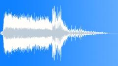 Air garbage truck 03 Sound Effect