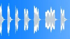 Bloody Nightmare - Tones - Dark Basses 02 Sound Effect