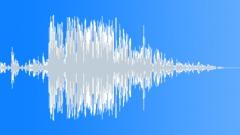 Footstep a mech mega 04 Sound Effect