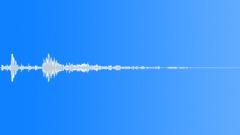Footstep servo thick medium 01 Sound Effect