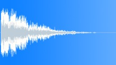 Footstep sweetener metal big 14 Sound Effect