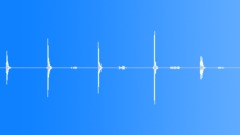 Gear - duffle bag drops 2 Sound Effect