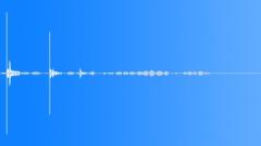 Grenade - land concrete 3 - sound effect