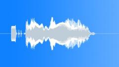 Hologram big big bass 02 Sound Effect
