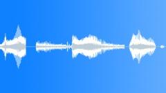 Industrial balloon spins Sound Effect
