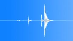 LaRue OBR .308 - fast bolt actuation - sound effect