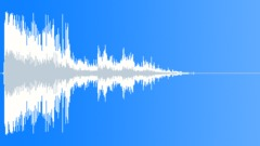 Matter Mayhem - Big Blowup Wooden structure Far-06 Sound Effect