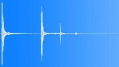 Matter Mayhem - Cobblestones  Single fall on concrete resonant 02 Sound Effect