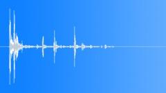 Matter Mayhem - Cobblestones  Single fall on concrete resonant 04 Sound Effect