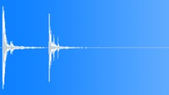 Matter Mayhem - Cobblestones  Single fall on concrete resonant 09 Sound Effect