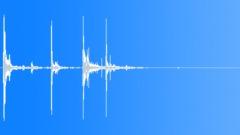 Matter Mayhem - Cobblestones  Single fall on concrete resonant 16 Sound Effect