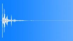 Matter Mayhem - Cobblestones  Single fall on concrete resonant 18 Sound Effect