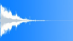 Matter Mayhem - Debris  Small Blowup Heap of Earth Close-02 Sound Effect