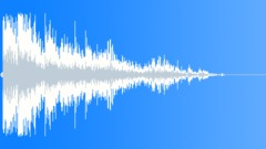 Matter Mayhem - Medium Blowup Metal Structure Mid-01 Sound Effect