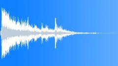 Matter Mayhem - Medium Blowup Metal Structure Mid-02 Sound Effect