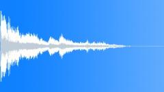 Matter Mayhem - Medium Blowup Metal Structure Mid-05 Sound Effect