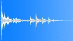 Matter Mayhem - Metal Big Low resonnant bounces-02 Sound Effect