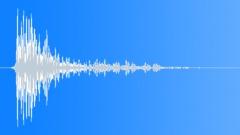 Matter Mayhem - Metal Big Low resonnant hit-03 - sound effect