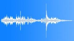 Matter Mayhem - Metal Big Low resonnant slide-02 Sound Effect