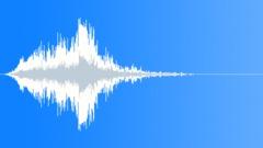 Matter Mayhem - Metal Big Object Scrape Hit-04 Sound Effect