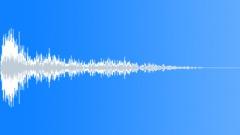 Matter Mayhem - Metal Big Object Scrape Hit-07 Sound Effect