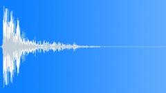 Matter Mayhem - Metal Big Object Scrape Hit-12 - sound effect
