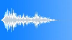 Matter Mayhem - Metal Big Object Scrape Hit-13 - sound effect
