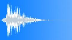 Matter Mayhem - Metal Big Object Scrape Hit-15 - sound effect