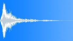 Matter Mayhem - Metal Big Object Scrape Hit-17 - sound effect