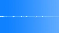 Matter Mayhem - Metal Blade hits on ground Distant-08 - sound effect
