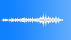 Matter Mayhem - Metal CarHood scrape&pass-by&stop on ground-01 - sound effect