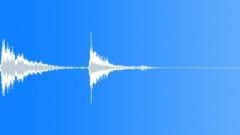 Matter Mayhem - Metal large sheet-Mid-distant Fall-04 Sound Effect