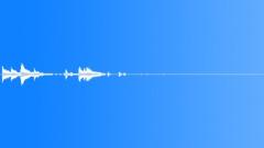Matter Mayhem - Metal Med Falls on metal multiple bounces-02 Sound Effect