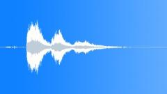 Matter Mayhem - Metal Med Spins & falls on pile of metal-01 Sound Effect