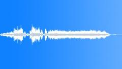 Matter Mayhem - Metal Medium object roll&scrape on ground-02 - sound effect