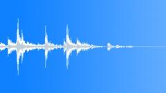 Matter Mayhem - Object Fall on scaffolding-04 Sound Effect