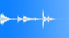 Matter Mayhem - Object Fall on scaffolding-07 Sound Effect