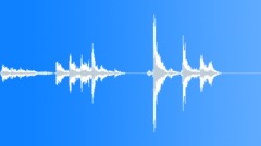 Matter Mayhem - Object Fall on scaffolding-08 Sound Effect
