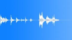 Matter Mayhem - Object Fall on scaffolding-10 - sound effect