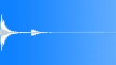 Matter Mayhem - Object Hit scaffolding-02 Sound Effect