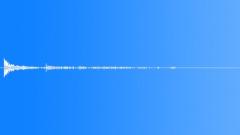 Matter Mayhem - Plastic Barrel Large hit by metal bar and bounces Sound Effect